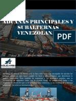 Carlos Luis Michel Fumero - Aduanas Principales y Subalternas Venezolanas