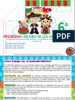 Cuadernillo Didáctico 6° Septiembre Semana 1.pdf · versión 1