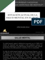 Situacion Salud Mental Peru