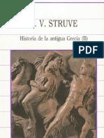 Historia de La Antigua Grecia II - Struve, V V
