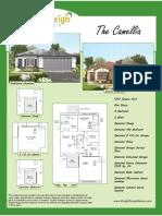 Brightdesign Homes Camellia Floor Plan