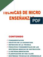 Micro Enseñanza