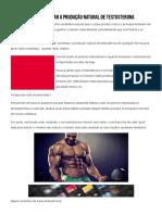 51 dicas para aumentar a produção natural de testosterona