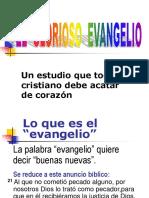 Lo Que Es El Evangelio