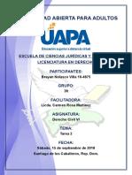 Tarea 2 Derecho Comercial I 14-09-2018