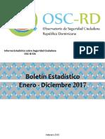 Boletín Anual 2017