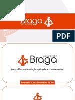 Comissários de Voo Caderno IV CGA Braga Academy