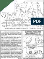 HOJITA EVANGELIO NIÑOS DOMINGO XXVI TO B 18 BN
