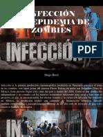 Diego Ricol - Infección, Una Epidemia de Zombies
