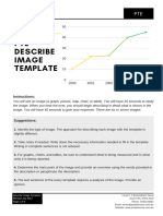 PTE Describe Image Template
