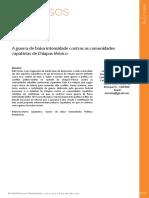 PERCURSOS - A guerra de baixa intensidade - VERSÃO PUBLICADA.pdf