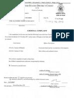 Echegaray Romero Affidavit