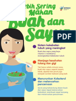 Files44140Flyer 2018 Buah Dan Sayur 15x21cm
