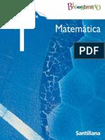 Matemática 1º Año Medio Santillana Bicentenario