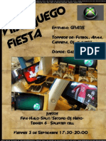 Videojuego Fiesta
