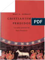 ehrman, bart d - cristianismos perdidos.pdf