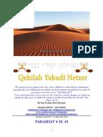 Parashat Matot-Masei # 42-43 Adul 6018