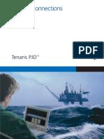 Conexiones PJD Tenaris