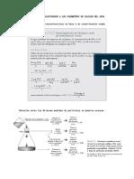 Ejercicios Relacionados a Los Parámetros de Calidad Del Agua(1)