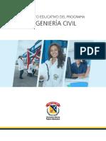 Proyecto Educativo Programa _ING_CIVIL