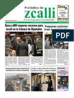Periódico de Izcalli,  Ed.  617 Octubre 8