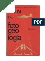 Manual de Fotogeología