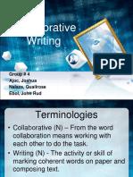 Collaborative Writing Final