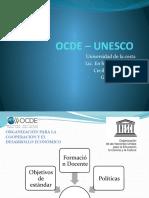 OCDE Y UNESCO - TIC