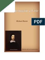 Richard Baxter Una Invitacic3b3n a Vivir Diarios de Avivamientos
