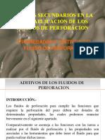 3.- Prop de Los Fluidos de Perforacion Aditivos de Los Fluidos de Perforacion