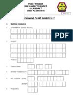 Borang Pss 2 - Profil Pengawas - 2010-2011