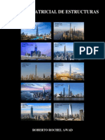 Análisis Matricial de Estructuras - Roberto Rochel Awad