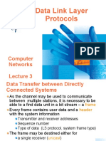 Link Protocols