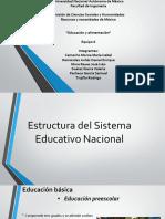 Educación y Alimentación en México