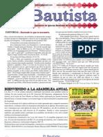 AÑO 13 EDICIÓN Nº 5 PDF EL BAUTISTA