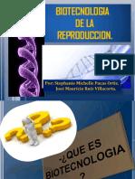 Biotecnología de la reproducción