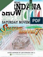 Parndana Show Book 2018
