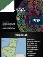 Exposicion Cultura Maya