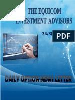 Daily Equity Report | The Equicom