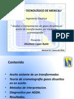 Cromatografia e Interpretacion de Gases1