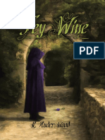 Within the Ring of Fire - Fey Wine (Novel)