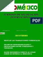 INCOTERMS - Términos de Negociación Internacional 2007