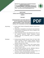 dokumen sk