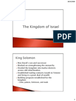WesternCiv King Soloman