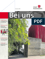 Stadt Regensburg - Bei Uns 5/2018