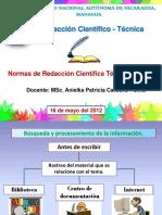 109089093-Normas-de-Redaccion-Cientifica.pptx