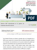 Elegir ERP Industria Quimica