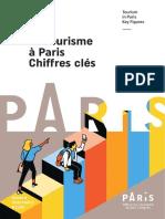 Le Tourisme a Paris Chiffres Cles 2016