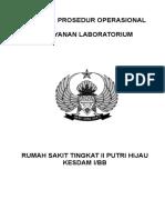 Sampul SPO Pelayanan Laboratorium