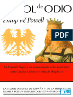 Philip Wayne Powell - Arbol de Odio